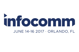 InfoComm 2017 Logo