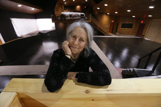 Woodstock's Bearsville Theater complex poised for rebirth as new owner Lizzie Van takes on challenges, and engages John Storyk (WSDG), a Poughkeepsie-resident world-class acoustician and engineer to deal with the acoustics and design. Lizzie Van.
