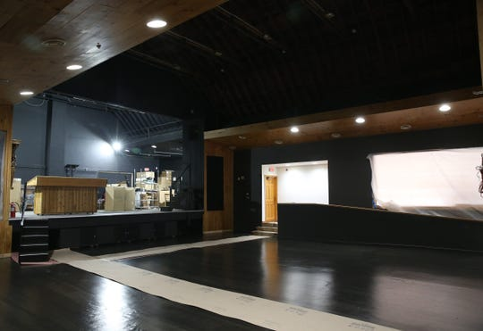 Woodstock's Bearsville Theater complex poised for rebirth as new owner Lizzie Van takes on challenges, and engages John Storyk (WSDG), a Poughkeepsie-resident world-class acoustician and engineer to deal with the acoustics and design. Renovation inside.