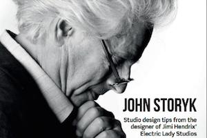 John Storyk, Studio Design tips from the studio designer of Jimi Hendrix' Electric Lady Studios. Legendary Architect/Acoustician