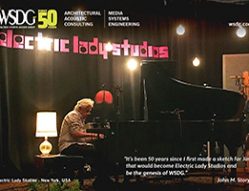 WSDG Celebrates 50 Years At AES 2019 in NYC
