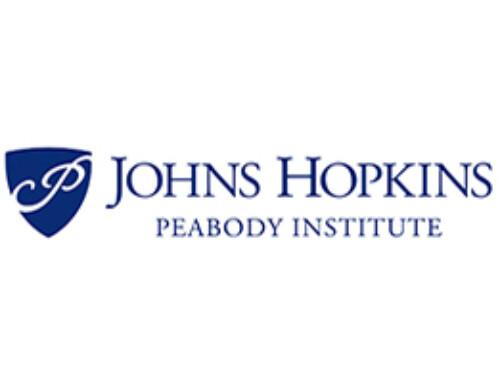 Johns Hopkins Peabody Institute 2019