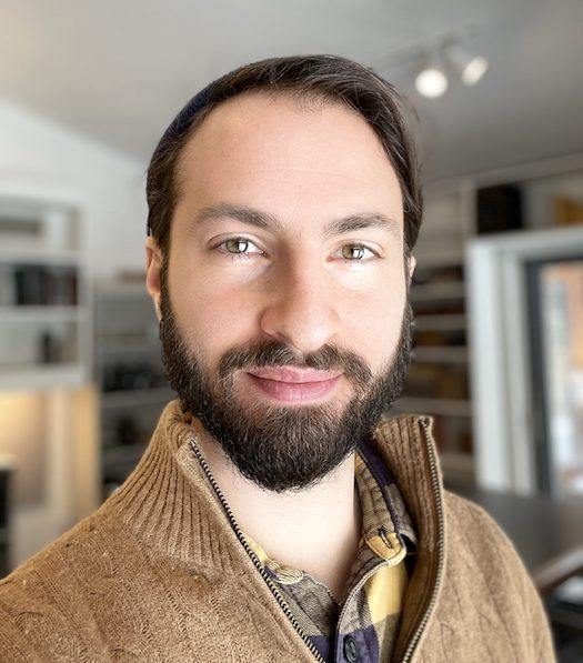 Jonathan Bickoff, Partner and Project Engineer at WSDG.