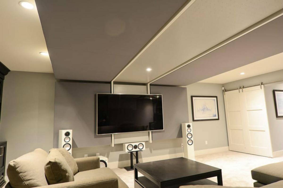 Graeme Judd Home Theater Residential Acoustics Isolation Design Internal Room Acoustics
