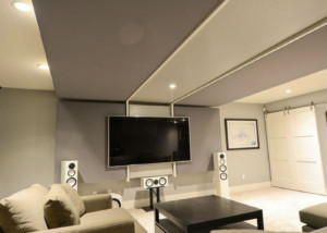 Graeme Judd Home Theater Residential Acoustics Isolation Design Internal Room Acoustics
