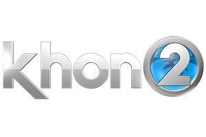 Khon 2 Honolulu Official News. Logo.