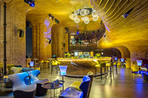 La Cigale Hotel in Doha, Qatar. Acoustics consulting by WSDG Miami office, Sergio Molho project manager