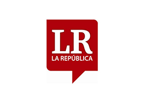 La Republica Colombia Official Logo.