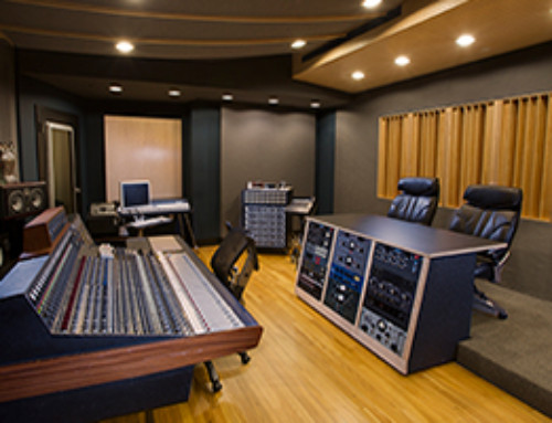 Studio Spotlight: Lakehouse Recording Studios