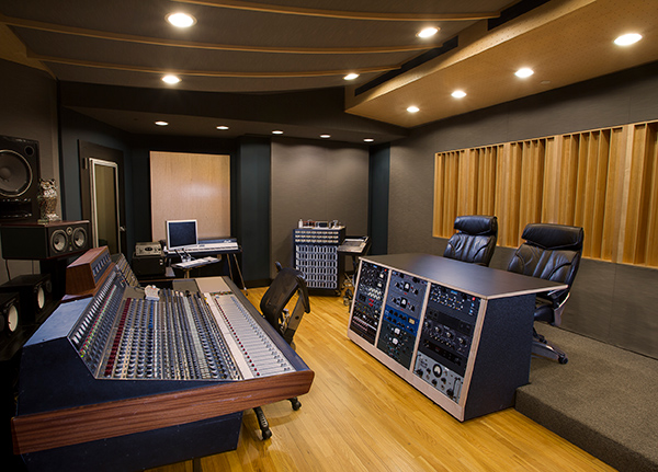 Producer/ songwriter Jon Leidersdorff commissioned WSDG to design his new Asbury Park based Recording Studios called Lakehouse Recording Studios. John Storyk is the best studio designer. Commercial recording studio. Great sounding rooms. Control Room A.