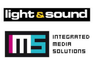 Light & sound and integrated media solutions official logo