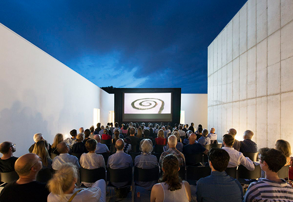 WSDG was engaged to recommend and integrate a complete tech package for the American art-collector's Nancy Olnick and husband Giorgio Spanu's Magazzino Italian Art Gallery's 2018 Summer Cinema screenings.