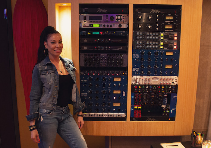 Mixing Engineer and Dream Asylum owner Marcella Araica, featured in an extensive interview with Tape Op magazine. Marcella contacted WSDG to designed her Dream Asylum in Miami, one of the hottest studios in the industry today. Marcella and her selected outboard gear.