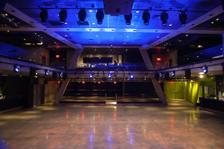 Melrose Ballroom Wsdg