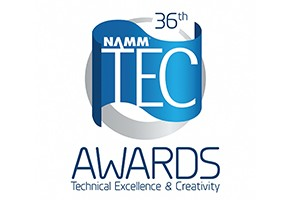36th NAMM TEC Awards Nominees