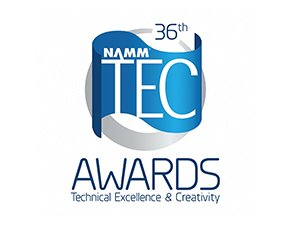 36th NAMM TEC Awards Nominees
