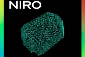 REDI Acoustics' NIRO official logo.