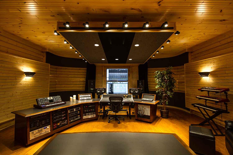 Home Music Studio Room Designs