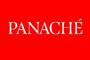 Panaché Magazine Official Logo. WSDG & John Storyk Featured.