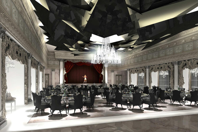 Pangu 7 Star Hotel Wsdg