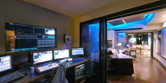 PepsiCo, Recording Studios, WSDG, Design, A/V Systems