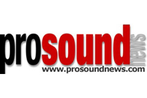 Pro Sound News Logo