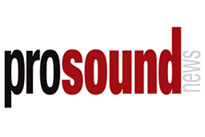ProSoundNews official logo 2019.