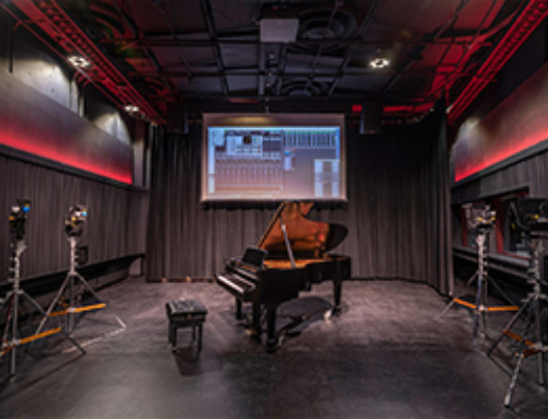 RPI Creates Immersive Audio/Video/3D Production Complex