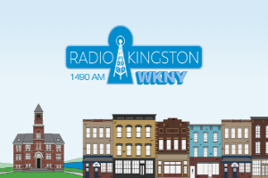 Radio Kingkston in Poughkeepsie. WSDG in charge of the design of their new broadcasting studios.