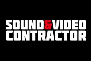 Sound & Video Contractor Official Logo. SVC Online.