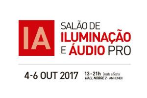 Salao de Iluminacao e Audio Pro Brazil São Paulo Expo 2017 Logo - Renato Cipriano