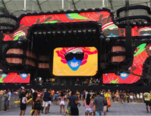 WSDG Tunes Brazilian Stadium for Salvador's Summer Festival