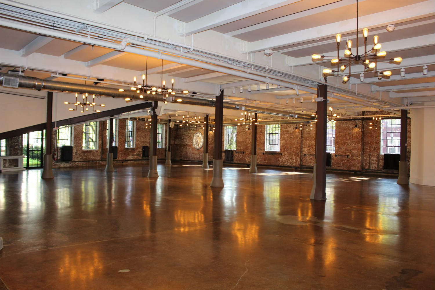Senate Garage, located in Kingston, NY, is the city newest and most sophisticated industrial event hall. WSDG design the whole acoustic treatment for the space. Featured image