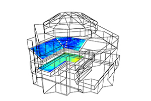 WSDG services, acoustic simulation, modeling and auralization