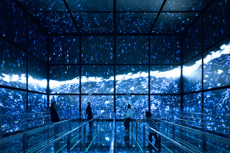 Shanghai State Grid Pavilion Magic Box Wsdg