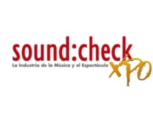 Soundcheck Xpo 2019