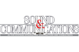 Sound & Communications Logo