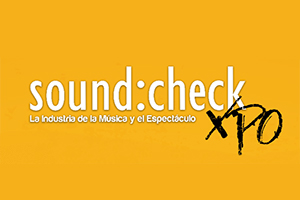 Soundcheck Xpo 2020 Official Logo