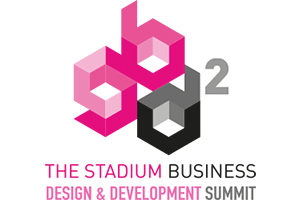 The Stadium Business Design & Development Summit Official Logo.