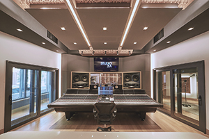 Intrigued by WSDG's reputation in designing the best recording studios in the world, multi-talented recording and mixing engineer TC Zhou started a deep collaboration with our global team for his brand-new Studio 21A facility in Beijing, China. Control Room A.