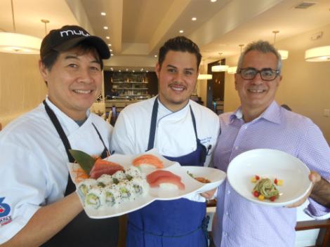 Sushi-Tapas-Food
