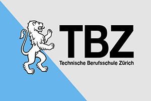 TBZ Zurich Official Logo. AES Swiss Section Event with WSDG, John Storyk and Dirk Noy. Acoustics.