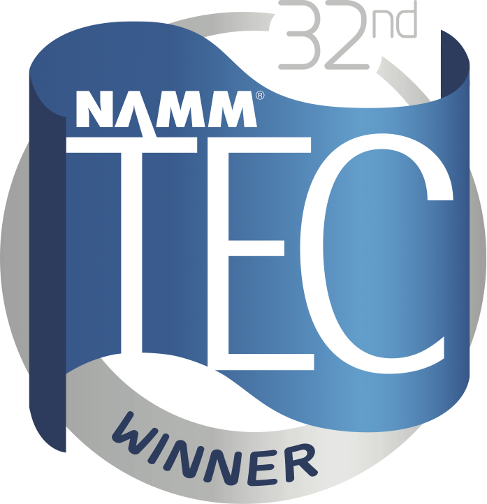 32nd NAMM Tec Award Winner Logo delivered to BSO