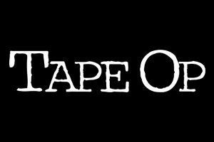 Tape Op Magazine Official Logo