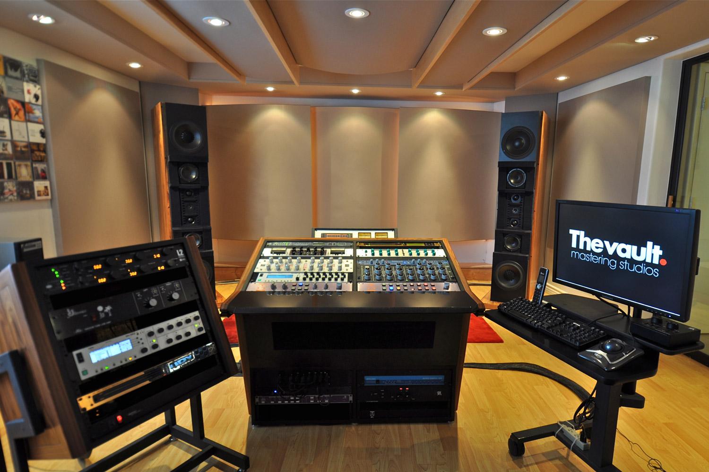 Vault Mastering Studio Wsdg