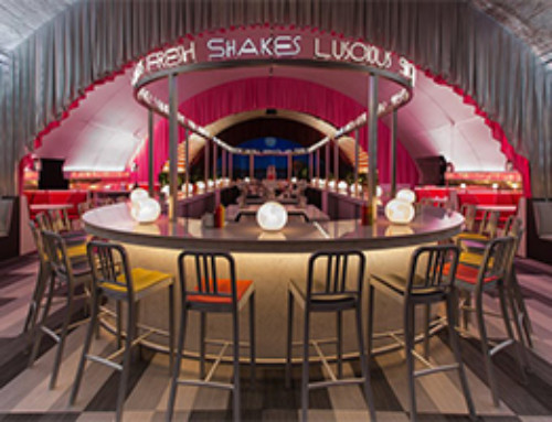 The Diner – A Monumental Collaboration with Rockwell Group & Surface Magazine
