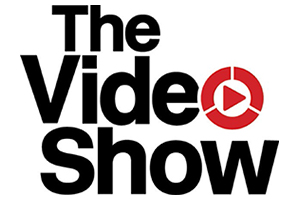 The Video Show Official Logo. Expo at Washington DC on Dec 4-5, 2019.