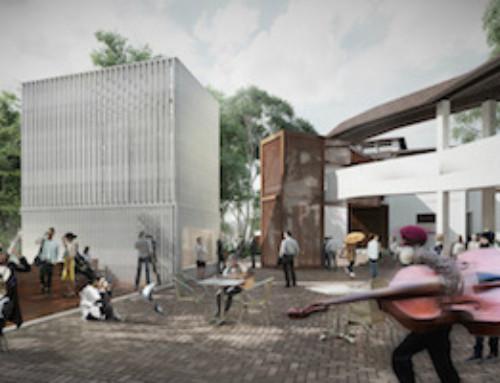 Nuevo Edificio de Prácticas Musicales de Universidad de Los Andes Finalista