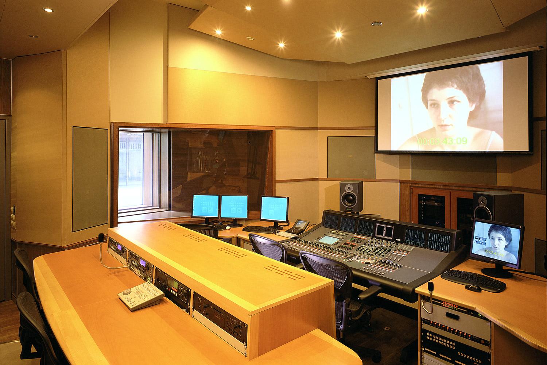 Marvelous Vgtrk Sound Recording Studios Wsdg Largest Home Design Picture Inspirations Pitcheantrous