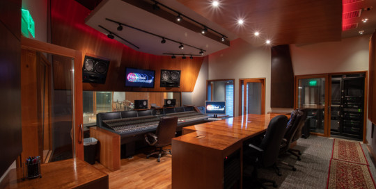 Former Thomas Crown Studio owned by Timbaland, Virginia Beach Recording Studio is a is a spacious 6,756 square ft. two-story 'destination studio' owned by Josh Haddad and designed by WSDG. One of the best recording studios in the world, where artist such as Pharrell, Kanye West, Beyonce and Justin Timberlake record. Control Room A.